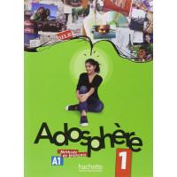 Adosphere 1 Livre + CD (vadovėlis)