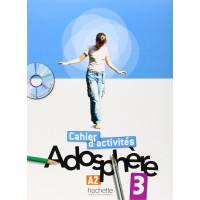 Adosphere 3 Cahier + CD-ROM