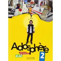 Adosphere 2 Livre + CD (vadovėlis)