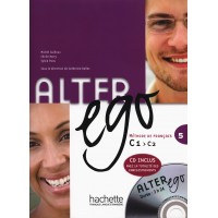 Alter Ego 5 Livre + CD