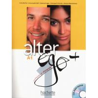 Niveau Alter Ego+ 1 Livre + CD-ROM