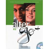 Niveau Alter Ego+ 2 Livre + CD-ROM