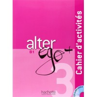 Niveau Alter Ego+ 3 Cahier + CD