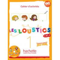 Les Loustics 1 Cahier + CD Audio