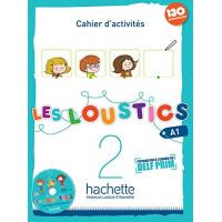 Les Loustics 2 Cahier + CD Audio
