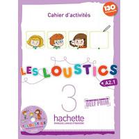 Les Loustics 3 Cahier + CD Audio