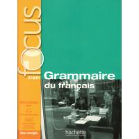 Focus Grammaire du Francais + CD, Corriges & Parcours digital