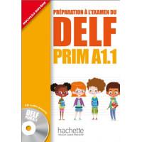 DELF Prim A1.1 Livre + CD