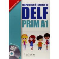 DELF Prim A1 Livre + CD