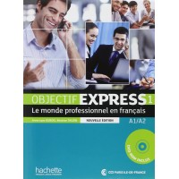 Niveau Objectif Express 1 Livre + DVD-ROM