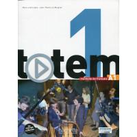 Totem 1 Livre + DVD-ROM & Manuel Numerique Eleve