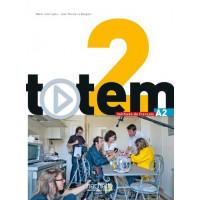Totem 2 Livre + DVD-ROM & Manuel Numerique Eleve