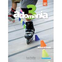 Adomania 3 Livre + CD-ROM (vadovėlis)