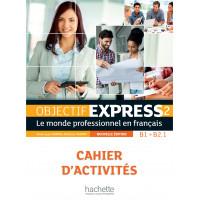 Niveau Objectif Express 2 Cahier + CD