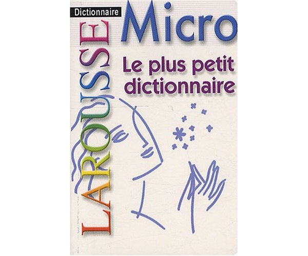 Larousse Dictionnaire Le Plus Petit Micro