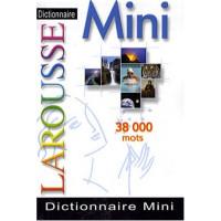 Larousse Dictionnaire Mini