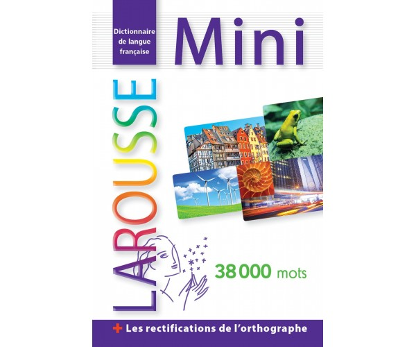 Larousse Dictionnaire de Langue Francaise Mini
