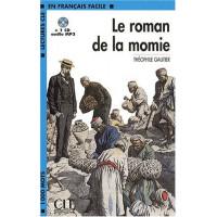 Le Roman de la Momie Livre + CD