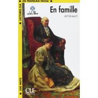 En Famille Livre + CD