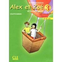 Niveau Alex et Zoe 3 Coll. CD
