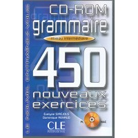Grammaire 450 Nouv. Exercices Int. CD-ROM