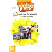 Echo Junior B1 CD Coll.