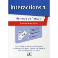 Interactions 1 Version Numerique USB