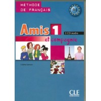 Amis et Compagnie 1 Coll. CD