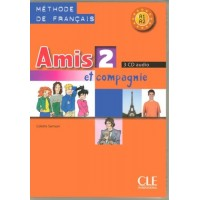 Amis et Compagnie 2 Coll. CD
