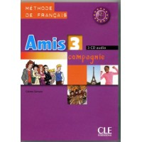 Amis et Compagnie 3 Coll. CD