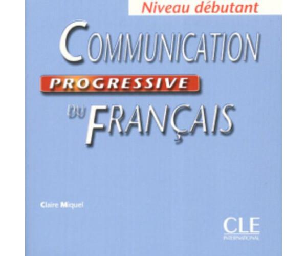 Communication Progr. du Francais Debut. Coll. CD