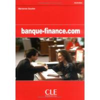 Banque finance.com Activites