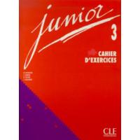 Junior 3 Cahier