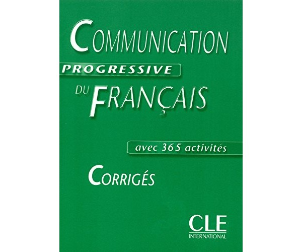 Communication Progr. du Francais Intermed. Corriges