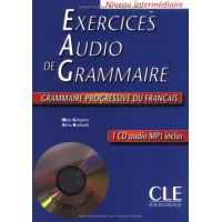 Exercises Audio de Grammaire Progr. Int. Livre + CD