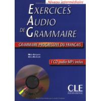 Exercises Audio de Grammaire Progr. Int. Livre + CD