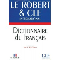 Dictionnaire du Francais Le Robert & CLE Int.