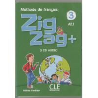 Niveau ZigZag+ 3 CD Coll.