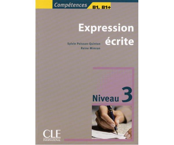 Expression Ecrite 3