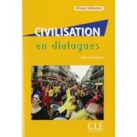 En Dialogues Civilisation Debut. + CD