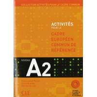 Activites CECR A2 Livre + CD