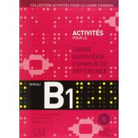 Activites CECR B1 Livre + CD