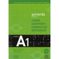 Activites CECR A1 Livre + CD