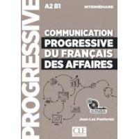 Communication Progr. du Francais des Affaires 2Ed. Coll. CD