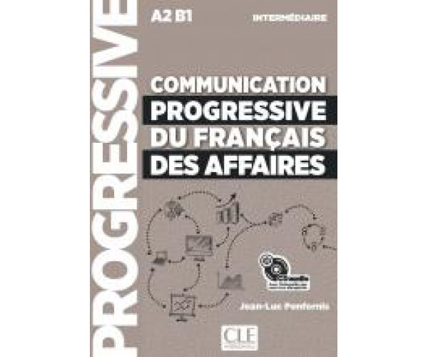 Communication Progr. du Francais des Affaires 2Ed. Coll. CD