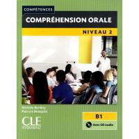 Comprehension Orale 2 + CD 2Ed.