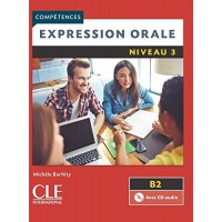 Expression Orale 2Ed. 3 + CD