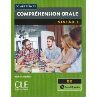 Comprehension Orale 3 + CD 2Ed.