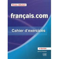 Niveau Francais.com Debut. Cahier  + Livret