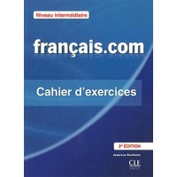 Niveau Francais.com Int. Cahier + Livret
